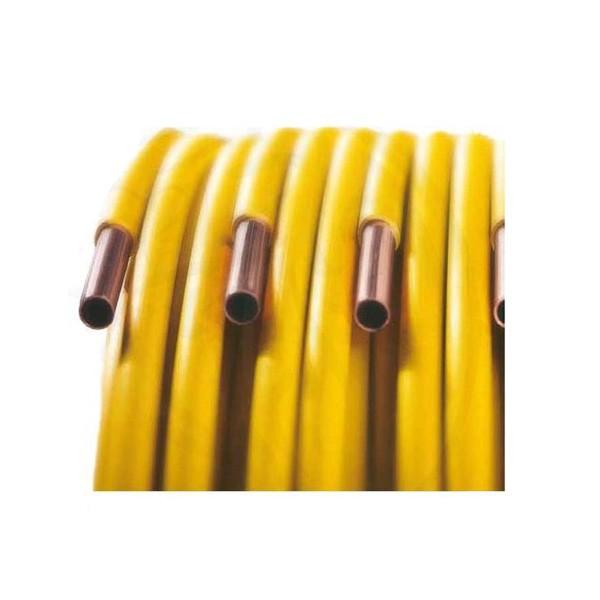 TUBO MULTISTRATO NUDO IN PVC ISOCLIMA ROTOLO DA 50 METRI DIAMETRO 16