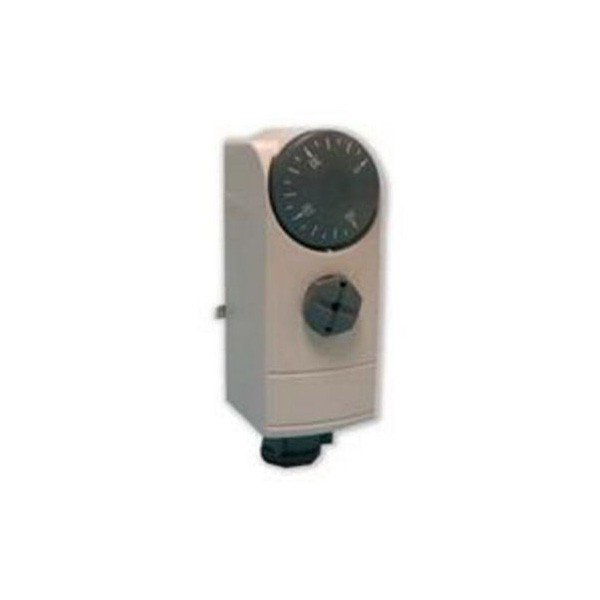 Watts termostato wtc a contatto di ingombro limitato con molla per fissaggio a tubi codice p04075