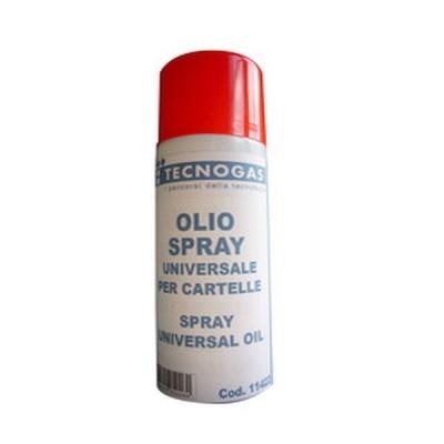 TECNOGAS OLIO PER CARTELLE SRAY 200 ml