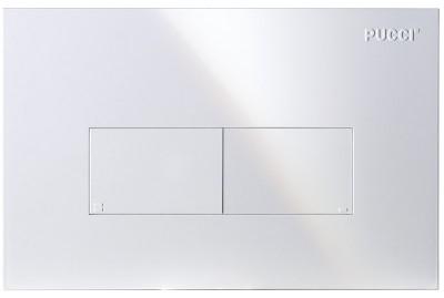 Placca Linea Bianca Per Cassetta Ad Incasso Eco 28x18 Cm 80130560 Pucci
