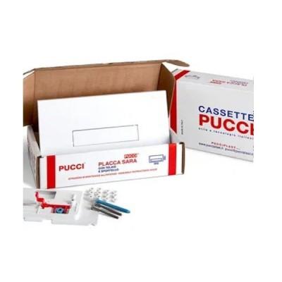 PUCCI PLAST PLACCA CON TELAIO SARA BIANCA 80179660