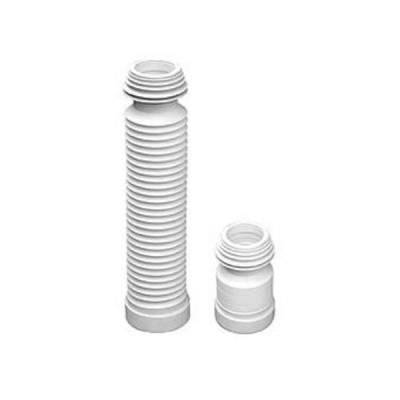 Manicotto flessibile ed estensibile bonomini per collegamento scarico wc 8250ex55b0