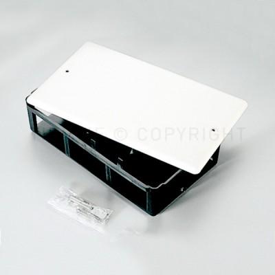 Cassetta per collettori totem e complanari tiemme cm 50 1810013