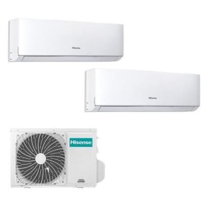 CLIMATIZZATORE HISENSE NEW COMFORT R32 DUAL 9000+18000+2AMW50U4RXA