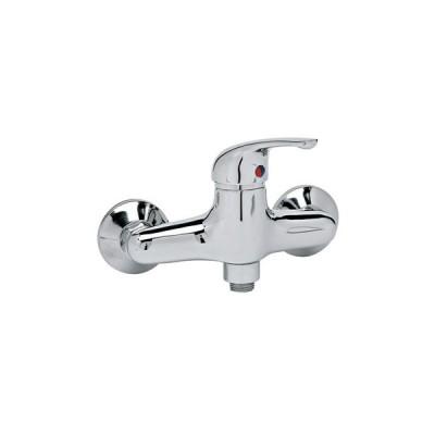 Miscelatore monocomando per esterno doccia prince idronord p104cr0000
