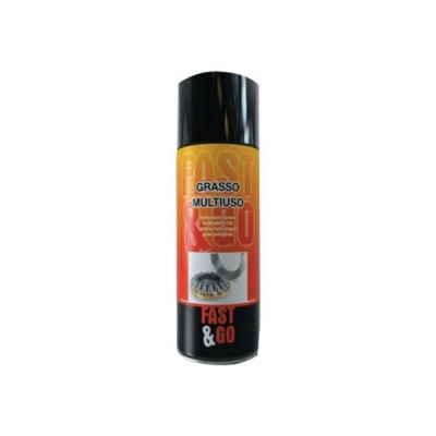 Grasso multiuso per applicazioni industriali lubrificante da 400 ml.