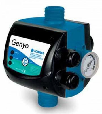 PRESS CONTROL LOWARA GENYO 8A/F12 CON CAVO