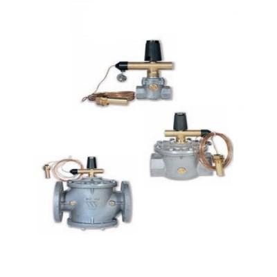 Valvola di intercettazione combustibile liquido, gassoso watts 2