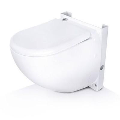 Wc sospeso con trituratore incorporato sfa sanitrit sanicompact comfort silence