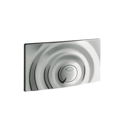PLACCA GROHE SURF G CROMATA